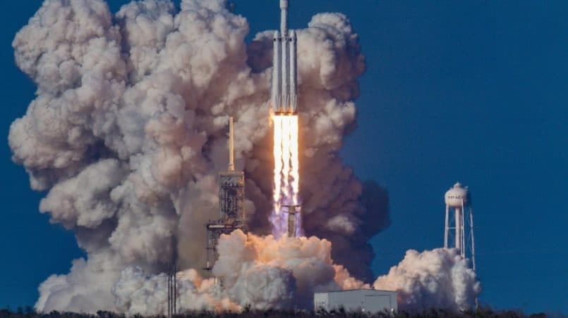 How To Launch AWS EC2 Instance in the Most Efficient Way - SpaceX Falcon Heavy Launch