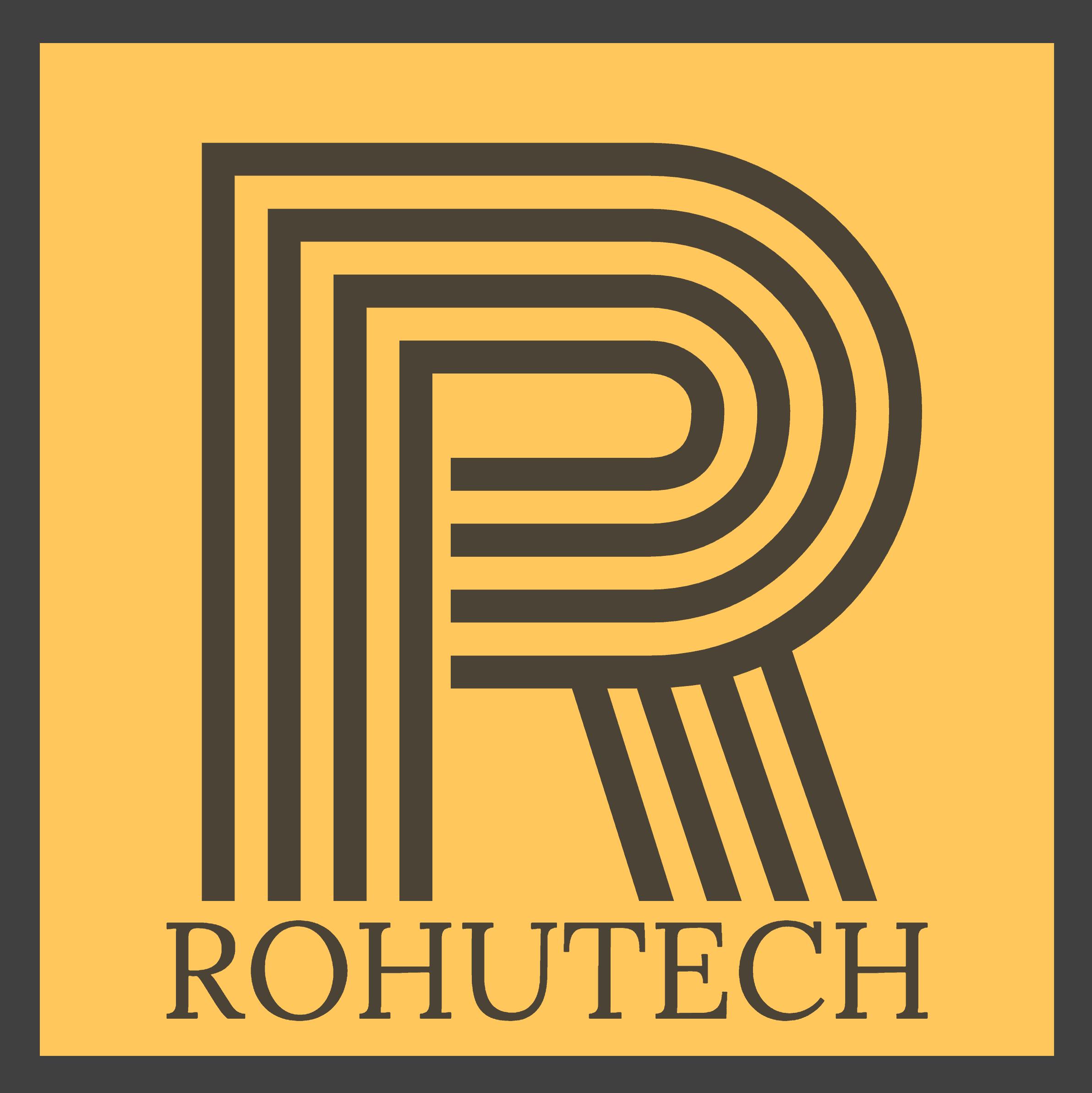 rohutech.com Brand Logo
